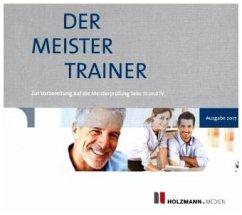 Der MeisterTrainer zur Handwerker-Fibel, 1 CD-R...