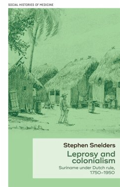 Leprosy and Colonialism - Snelders, Stephen (Postdoctoral research fellow)