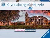 Ravensburger 150779 - Colosseum im Abendrot - Puzzle, 1000 Teile