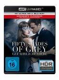 Fifty Shades of Grey - Gefährliche Liebe (4K Ultra HD)