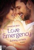 Love Emergency - Zufällig verliebt (eBook, ePUB)