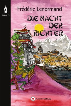 Die Nacht der Richter (eBook, ePUB) - Lenormand, Frédéric