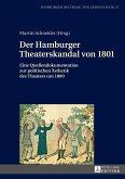 Der Hamburger Theaterskandal von 1801