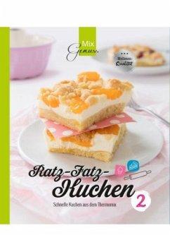 Ratz-Fatz-Kuchen BAND 2 - Wild, Corinna