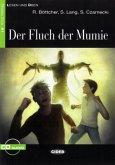 Der Fluch der Mumie. Buch und Audio-CD