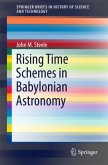 Rising Time Schemes in Babylonian Astronomy