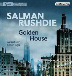 Golden House, 2 MP3-CD - Rushdie, Salman