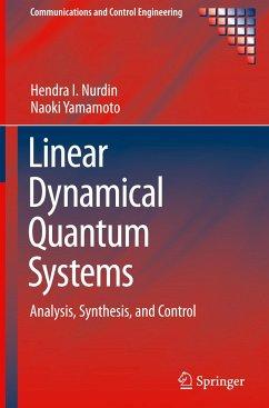 Linear-Dynamical Quantum Systems - Nurdin, Hendra I; Yamamoto, Naoki