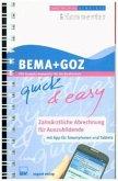 BEMA + GOZ quick & easy