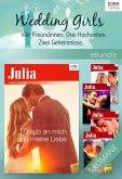 Wedding Girls - Vier Freundinnen. Drei Hochzeiten. Zwei Geheimnisse. - 5-teilige Serie (eBook, ePUB)