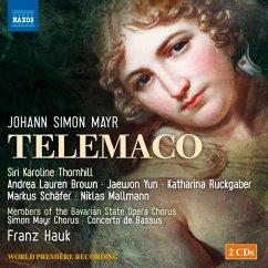 Telemaco - Thornhill/Brown/Hauk/Simon Mayr Chor/+