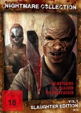 Nightmare Collection Vol. 1 - Slaughter Edition DVD-Box