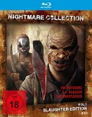 Nightmare Collection Vol. 1 - Slaughter Edition BLU-RAY Box