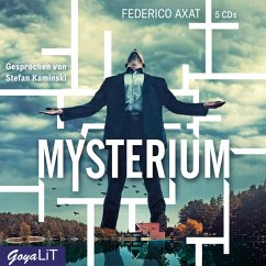 Mysterium, 5 Audio-CDs - Axat, Federico