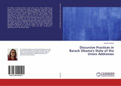 Discursive Practices in Barack Obama's State of the Union Addresses
