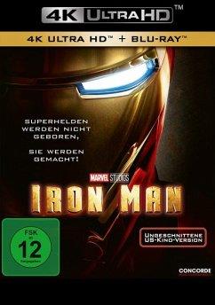 Iron Man - Robert Downey Jr./Gwyneth Paltrow