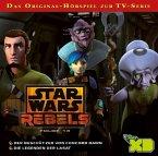Star Wars Rebels - Der Beschützer von Concord Dawn / Die Legenden der Lasat, 2 Audio-CDs