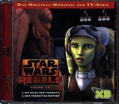 Star Wars Rebels - Die Reise der Purrgils / Der Freiheitskämpfer, 2 Audio-CDs