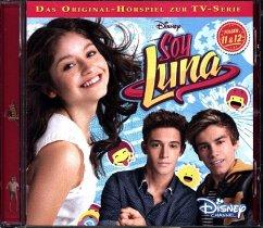 Soy Luna - Folge 11 + 12, 1 Audio-CD