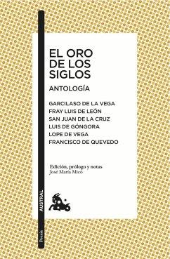 El oro de los siglos (Antología) - Micó, José María