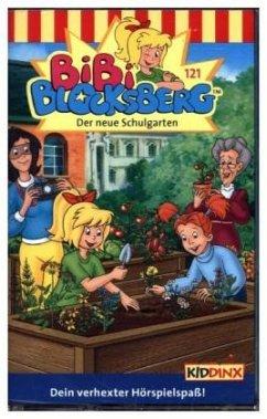 Bibi Blocksberg - Der neue Schulgarten, 1 Cassette
