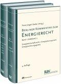 Berliner Kommentar zum Energierecht, Band 1 in 2 Teilbänden