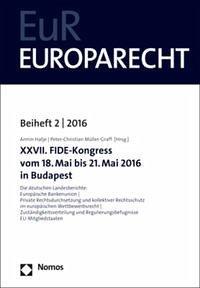 XXVII. FIDE-Kongress vom 18. Mai bis 21. Mai 2016 in Budapest
