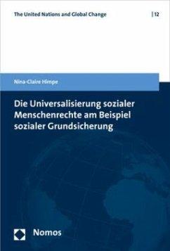 Die Universalisierung sozialer Menschenrechte a...