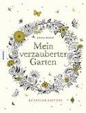 Mein verzauberter Garten - Künstler-Edition (Mängelexemplar)