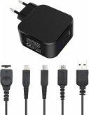 ready2gaming Universal Adapter für GBA, DS und Nintendo Switch