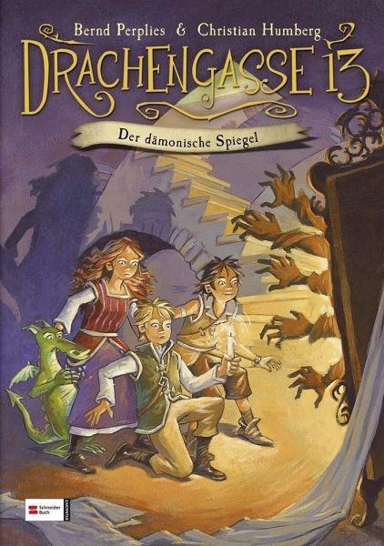 Buch-Reihe Drachengasse 13