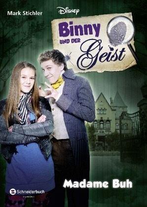 Buch-Reihe Binny und der Geist