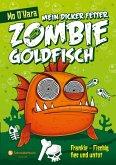 Frankie - Fischig, fies und untot / Mein dicker fetter Zombie-Goldfisch Bd.1 (Mängelexemplar)