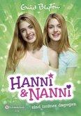 Hanni und Nanni sind immer dagegen / Hanni und Nanni Bd.1 (Mängelexemplar)