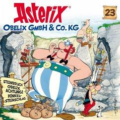 Asterix - Obelix GmbH & Co. KG, 1 Audio-CD