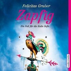 Zapfig / Rechtsmedizinerin Sofie Rosenhuth Bd.4 (MP3-Download) - Gruber, Felicitas