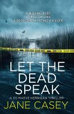 Let the Dead Speak: A gripping new thriller from a Sunday Times bestselling author (Maeve Kerrigan, Book 7) (eBook, ePUB)
