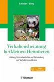 Verhaltensberatung bei kleinen Heimtieren (eBook, PDF)