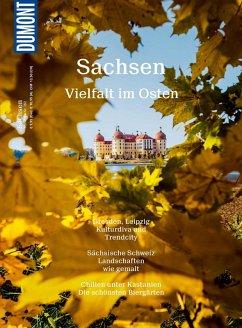 DuMont BILDATLAS Sachsen (eBook, PDF) - Köthe, Friedrich; Schetar-Köthe, Daniela
