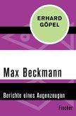 Max Beckmann (eBook, ePUB)