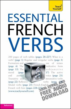 Essential French Verbs: Teach Yourself (eBook, ePUB) - Weston, Marie-Therese