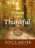 The Power of Being Thankful (eBook, ePUB)
