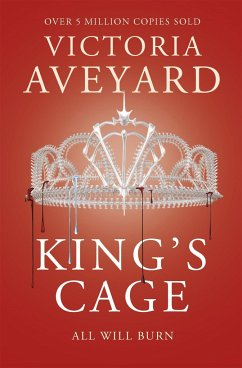 Red Queen 03. King's Cage - Aveyard, Victoria