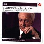 Günter Wand Conducts Schubert: Sinf.1-6,8,9