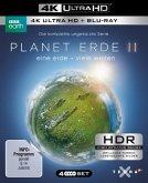 Planet Erde II: Eine Erde - viele Welten (4K Ultra HD, 2 Discs + 2 Blu-rays)