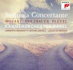 Mozart,Holzbauer & Pleyel: Sinfonia Concertante