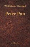 Peter Pan (World Classics, Unabridged)
