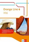 Orange Line 4. Workbook mit Audio-CD. Klasse 8. Ausgabe 2014