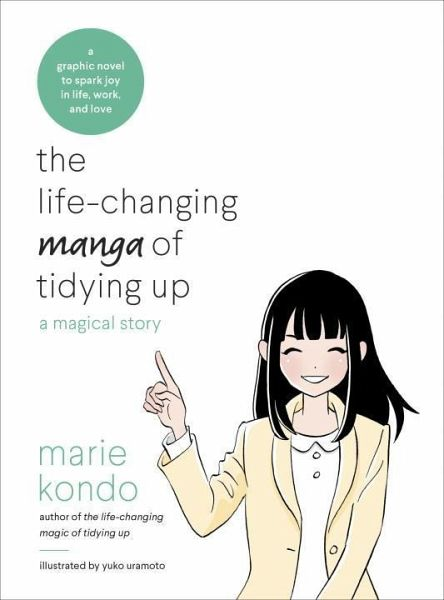 the life changing manga of tidying up von marie kondo englisches buch b. Black Bedroom Furniture Sets. Home Design Ideas
