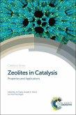 Zeolites in Catalysis: Properties and Applications